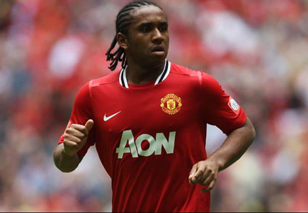 Anderson: I am at crossroads in Manchester United career