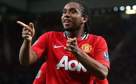 Anderson - Manchester United