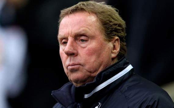 Ukraine want Harry Redknapp for vacant coach post
