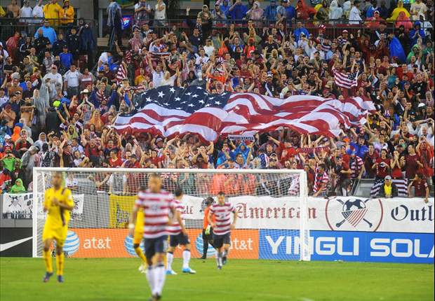 Frank Isola: The U.S. national team is lucky to be part of CONCACAF