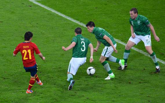 Monday's Daily Double: Goals when Ireland face Italy but Spain to shut out Croatia