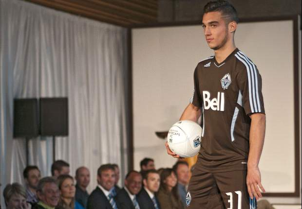 Vancouver Whitecaps unveil third kit