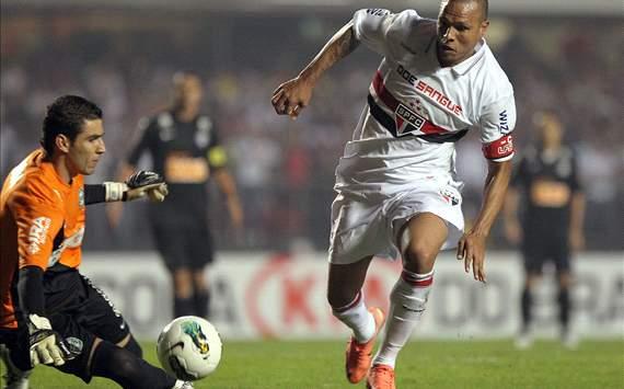 Neymar, Alex - Santos x Corinthians