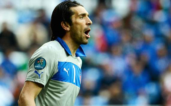 Buffon: Stop thinking like losers and focus on Ireland clash