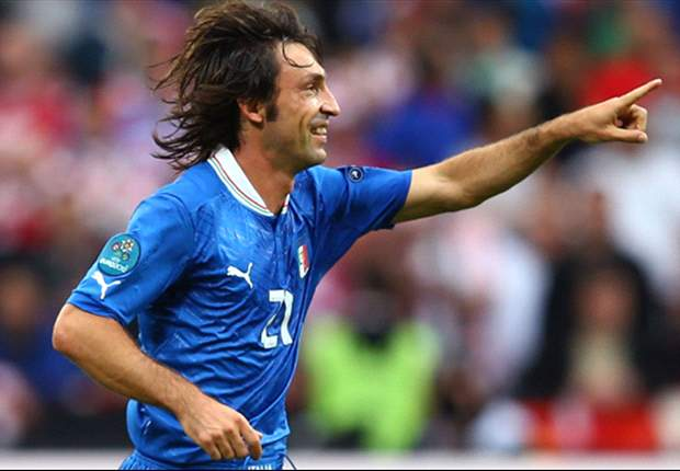 Pirlo: My penalty unsettled England's kickers