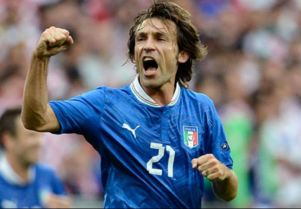 Pirlo: England are very predictable