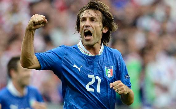 The man who makes Italy tick: How do England stop Andrea Pirlo?