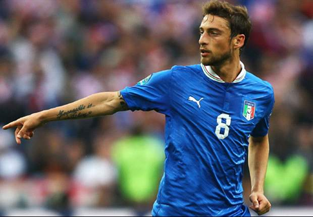Marchisio: Italy is playing like Juventus during midseason