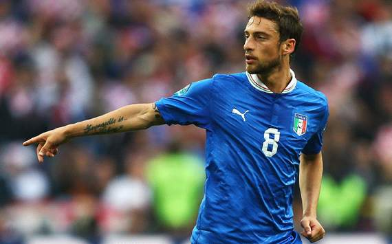 Claudio Marchisio: Debemos ganar la Euro 2012 por el ftbol italiano