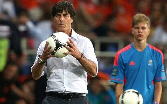 Joachim Low: Greece are not the Chelsea of the Mediterranean