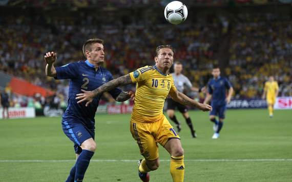 Voronin fears Rooney & Gerrard could scupper biggest game in Ukraine's history