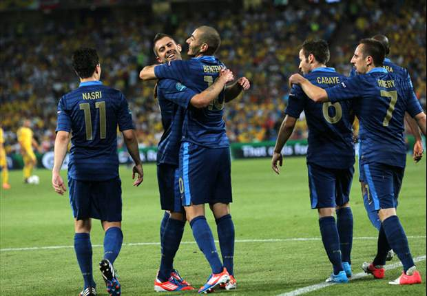 Sweden - France Betting Preview: Ibrahimovic & Co. to bow out with a bang against Les Bleus