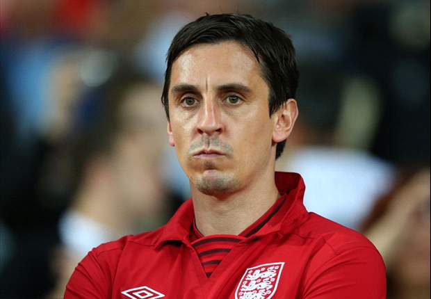 Gary Neville cool on talk of Rio Ferdinand England recall