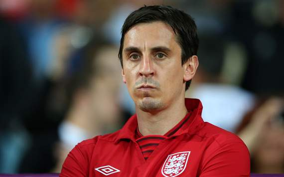 'You don't win World Cups on a PlayStation' - Tevez slams Gary Neville over juggling TV punditry & England role