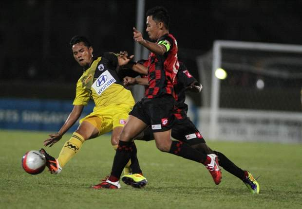 'LIVE' telecast of Great Eastern YEO'S S.League 2012 title race