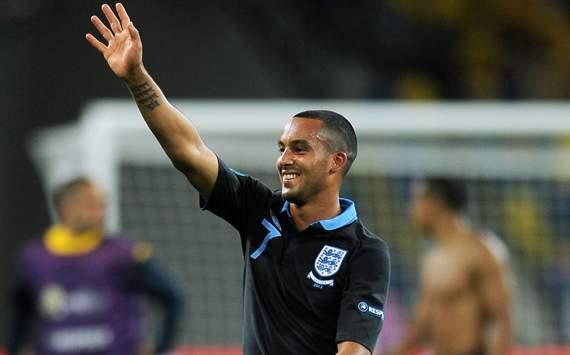 UEFA EURO - Sweden v England, Theo Walcott