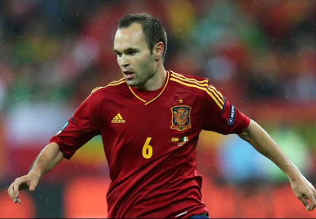 Iniesta: I want a Spanish player to win Ballon d'Or
