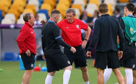 Hodgson: Rooney can be England's Pele
