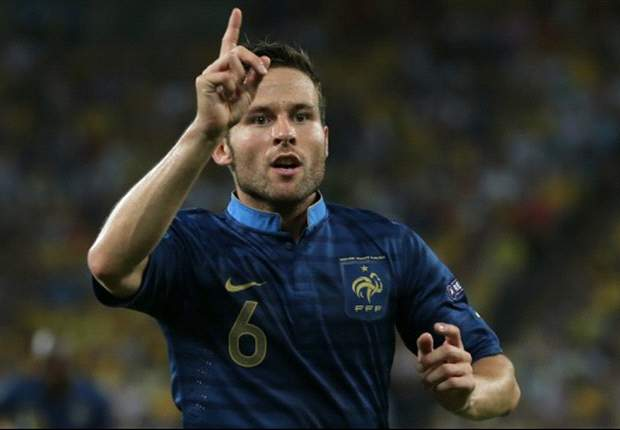 France's Cabaye: We are not ashamed of our Euro 2012 exit