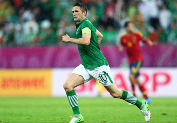 Trapattoni sweating on Keane fitness for Republic of Ireland