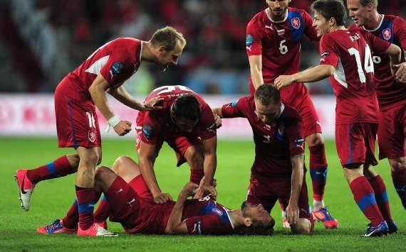 Hasil Pertandingan Ceko vs Polandia 17 Juni 2012