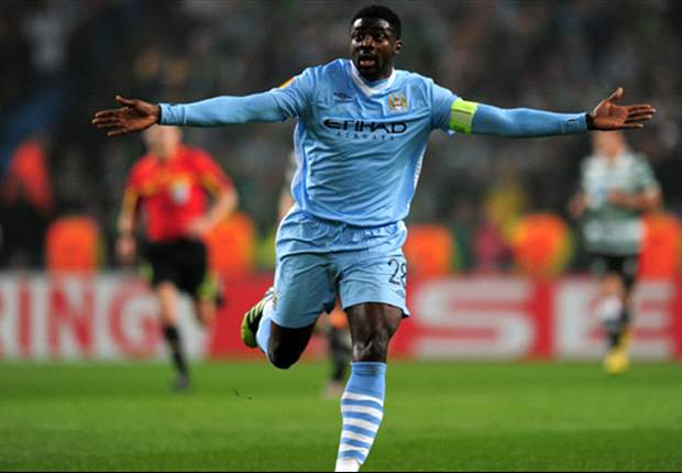 Kolo Toure ready to fight for Manchester City place