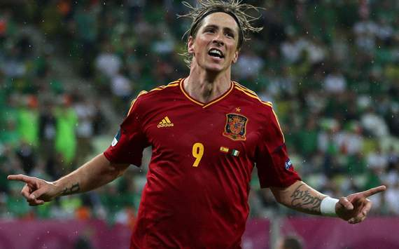 TEAM NEWS: Torres keeps Fabregas consigned to the bench as Spain face Croatia