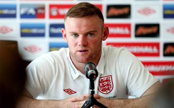 Wayne Rooney Ancam Italia