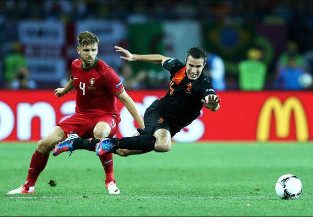 An embarrassment: Van Persie, Robben & Co. humiliate their country