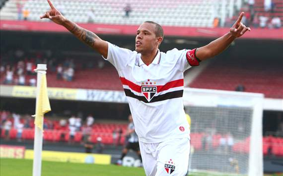 Al-Rayyan director Ali Salem Afifeh confirms Luis Fabiano signing