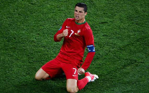 Cristiano Ronaldo's odds slashed for Golden Boot after a double against Netherlands