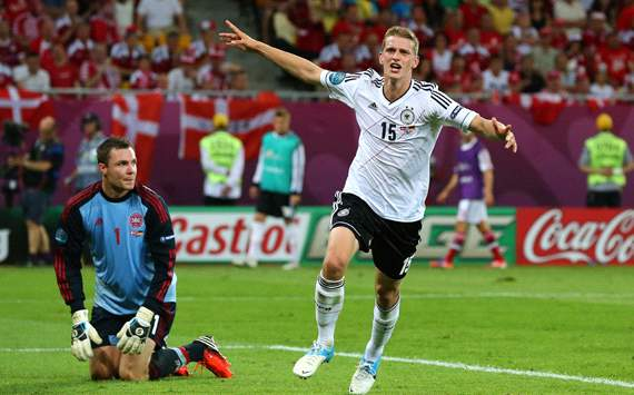 Lars Bender: I want to make Germany squad for 2014 World Cup