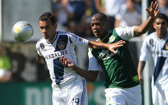 Juninho, Darlington Nagbe, LA Galaxy, Portland Timbers, MLS