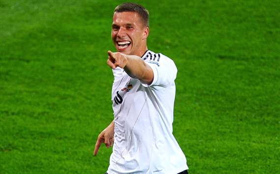 Deutschland: Lukas Podolski