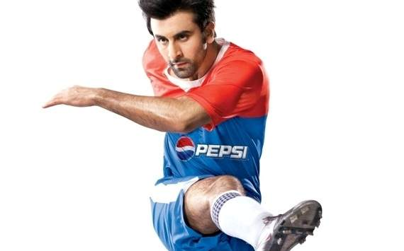 Can football and Bollywood get along?