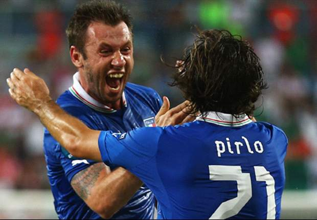 Enhanced wincast prices on Rooney, Balotelli, Pirlo and Gerrard ahead of England - Italy clash