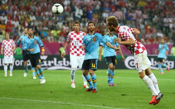 Ivan Rakitic, Croatia, Spain