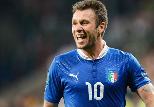 Cassano keen to leave AC Milan for Genoa