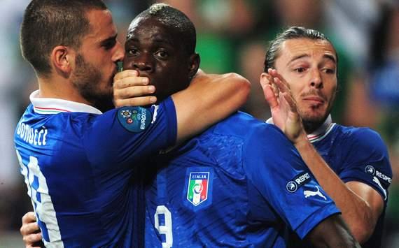 Mario Balotelli - Italy