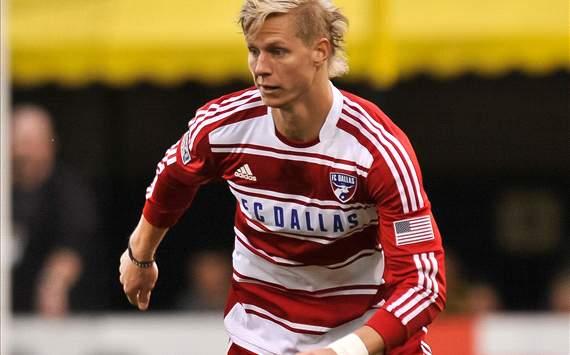 Brek Shea-FC Dallas