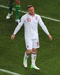 UEFA EURO - England v Ukraine, Wayne Rooney