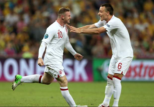 Hodgson: Rooney showed his quality against Ukraine