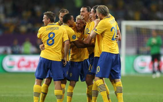 UEFA EURO - Sweden v France, Zlatan Ibrahimovic