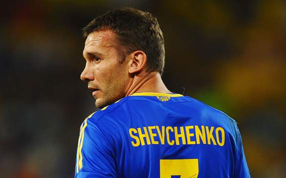 Andriy Shevchenko's seven greatest career moments