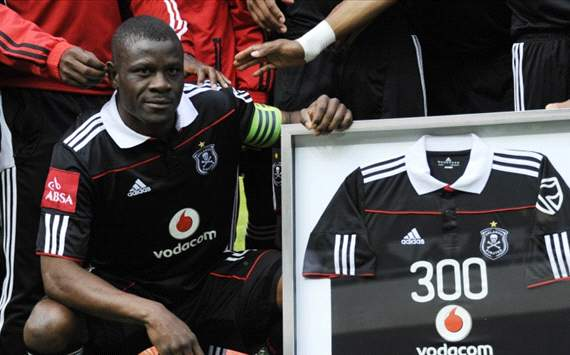Orlando Pirates captain Lekgwathi backs new signings