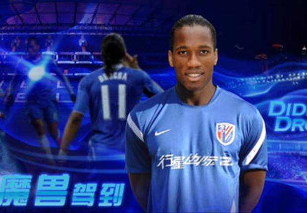 Drogba hoping to have 'Beckham effect' in China