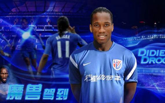 Drogba moves to China: Now it's a trend