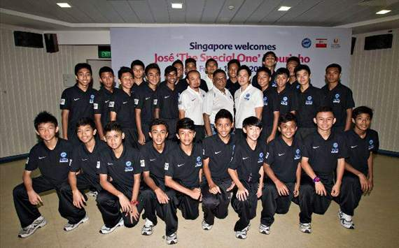 NFA U15, Lion City Cup