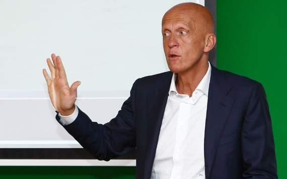 'Racism is a cancer,' says Uefa chief Collina