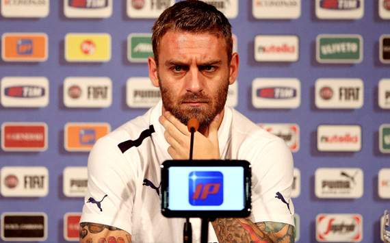 Euro 2012, ITA - De Rossi et la maldiction anglaise